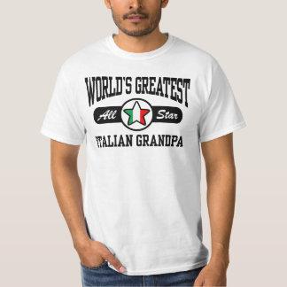 Italian Grandpa T Shirt