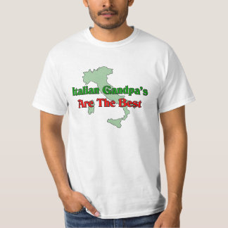 Italian grandpa's are the best T-Shirt