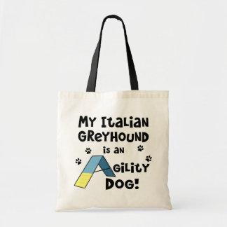 Italian Greyhound Agility Dog Bag