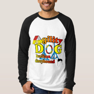 Italian_Greyhound_Agility Gifts T-Shirt