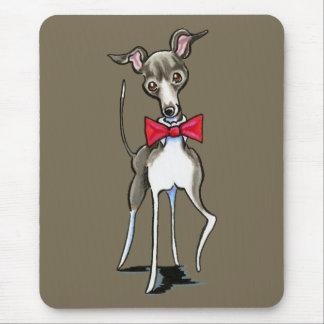 Italian Greyhound Antonio Mouse Pad