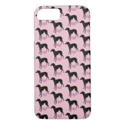 Case-Mate Barely There iPhone 7 Case with Greyhound Phone Cases design