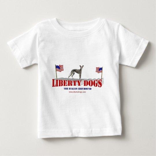 Italian Greyhound Baby T-Shirt