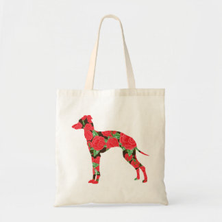 Italian Greyhound Budget Tote Bag