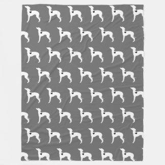 Italian Greyhound Blanket