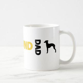 Italian Greyhound Dad Coffee Mug