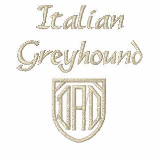 Italian Greyhound Dad Polo Shirts