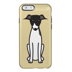 Incipio Feather® Shine iPhone 6 Case with Greyhound Phone Cases design