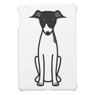 Italian Greyhound Dog Cartoon iPad Mini Case
