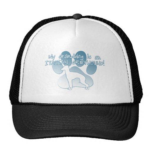 Italian Greyhound Granddog Trucker Hat
