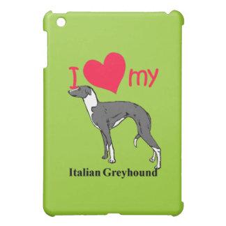 Italian Greyhound (Iggy) Cover For The iPad Mini