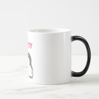 Italian Greyhound (Iggy) Magic Mug