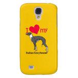 Italian Greyhound (Iggy) Samsung Galaxy S4 Cover