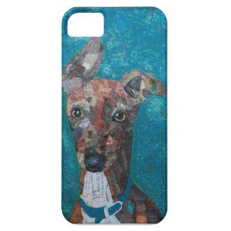 Italian greyhound iphone 5 cover