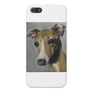 Italian Greyhound iPhone SE/5/5s Cover