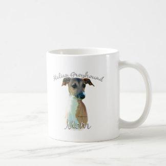 Italian Greyhound Mom 2 Coffee Mug