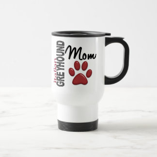 Italian Greyhound Mom 2 Travel Mug