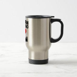Italian Greyhound Mom Travel Mug