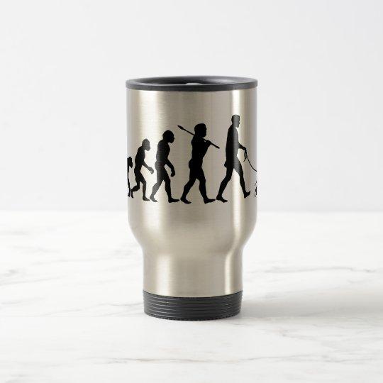 Italian Greyhound Travel Mug
