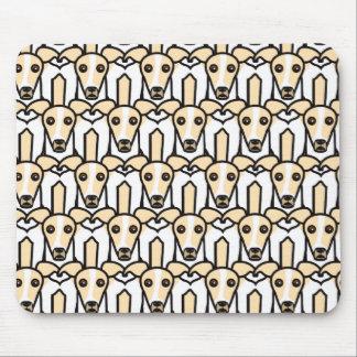 Italian Greyhounds Mouse Pad
