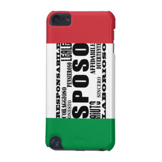 Italian Grooms : Qualities iPod Touch (5th Generation) Case