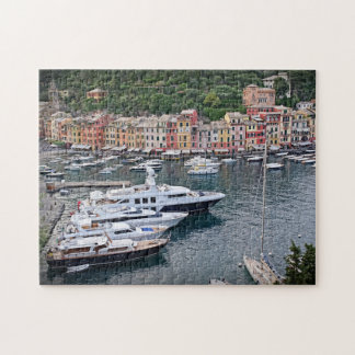 Italian Harbor Village - Portofino Puzzle