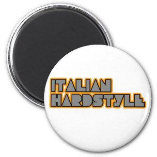 Italian hardstyle magnets