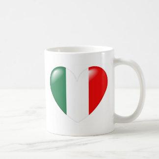 Italian heart mug - Cuore Italiano
