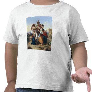 Italian Herdsman, 1835 T Shirt