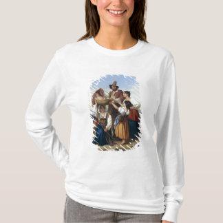 Italian Herdsman, 1835 T-Shirt