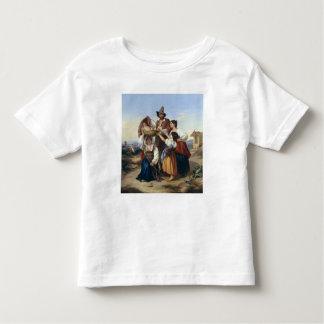 Italian Herdsman, 1835 Toddler T-shirt