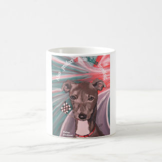 Italian Heritage Dog mug