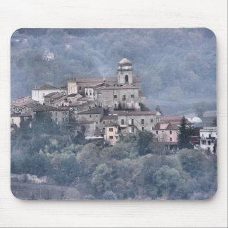 Italian Hilltowns - Casalvieri Mouse Pad