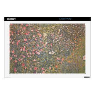 """Italian horticultural landscape 17"""" laptop skins"""