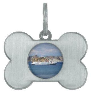 Italian Hydrofoil Pet Name Tags