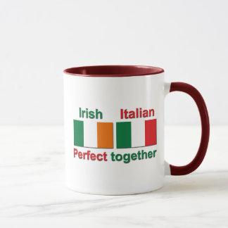 Italian Irish - Perfect Together! Mug