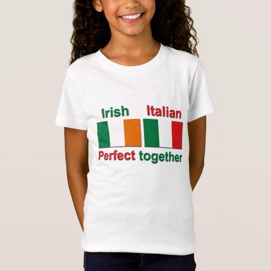 Italian Irish - Perfect Together! T-Shirt