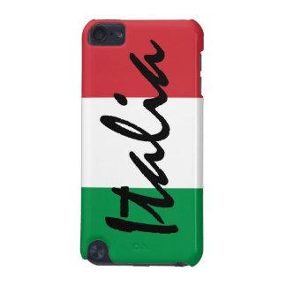 Italian Italia Flag iPod Touch 5G Case