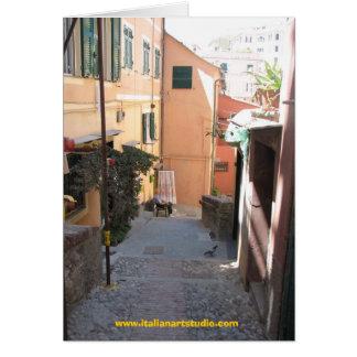 Italian Italy Card
