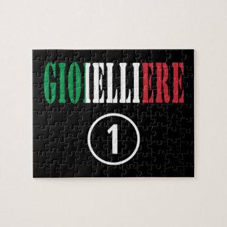 Italian Jewellers : Gioielliere Numero Uno Jigsaw Puzzle