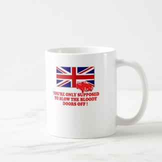 Italian Job Union Jack shirts Mugs