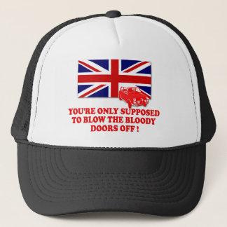 Italian Job Union Jack shirts Trucker Hat
