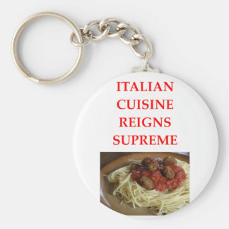 italian keychain