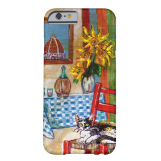 ITALIAN KITCHEN IN FLORENCE BARELY THERE iPhone 6 CASE