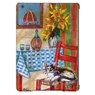 ITALIAN KITCHEN IN FLORENCE COVER FOR iPad AIR