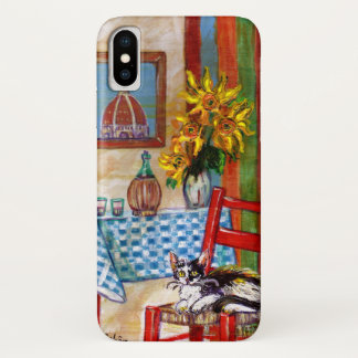ITALIAN KITCHEN IN FLORENCE iPhone X CASE