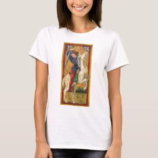 Italian Knight Ladies T-Shirt