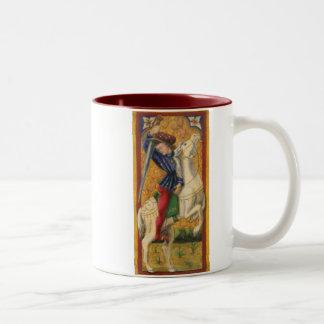 Italian Knight Mug