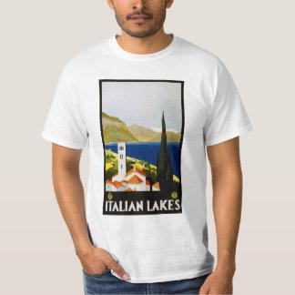 Italian Lakes Italy clothing T-Shirt