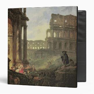 Italian landscape binder